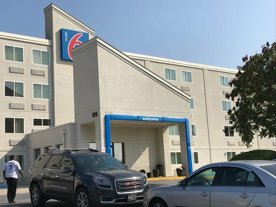 In this file photo, the Motel 6 in Manchester Township is shown.