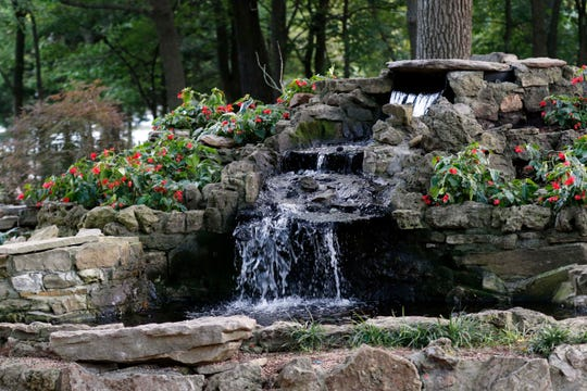 Dramatic water features are always fun, but not always practical. Water features can be as simple as an electrical water fountain from a big-box store.