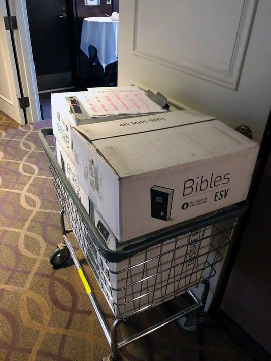Marriott Bibles
