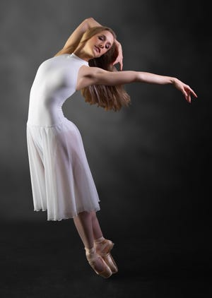 Hope Eltomi will perform in the Tallahassee Ballet's upcoming An Evening of Music and Dance, on Sept.7 and 9 at Opperman Music Hall.