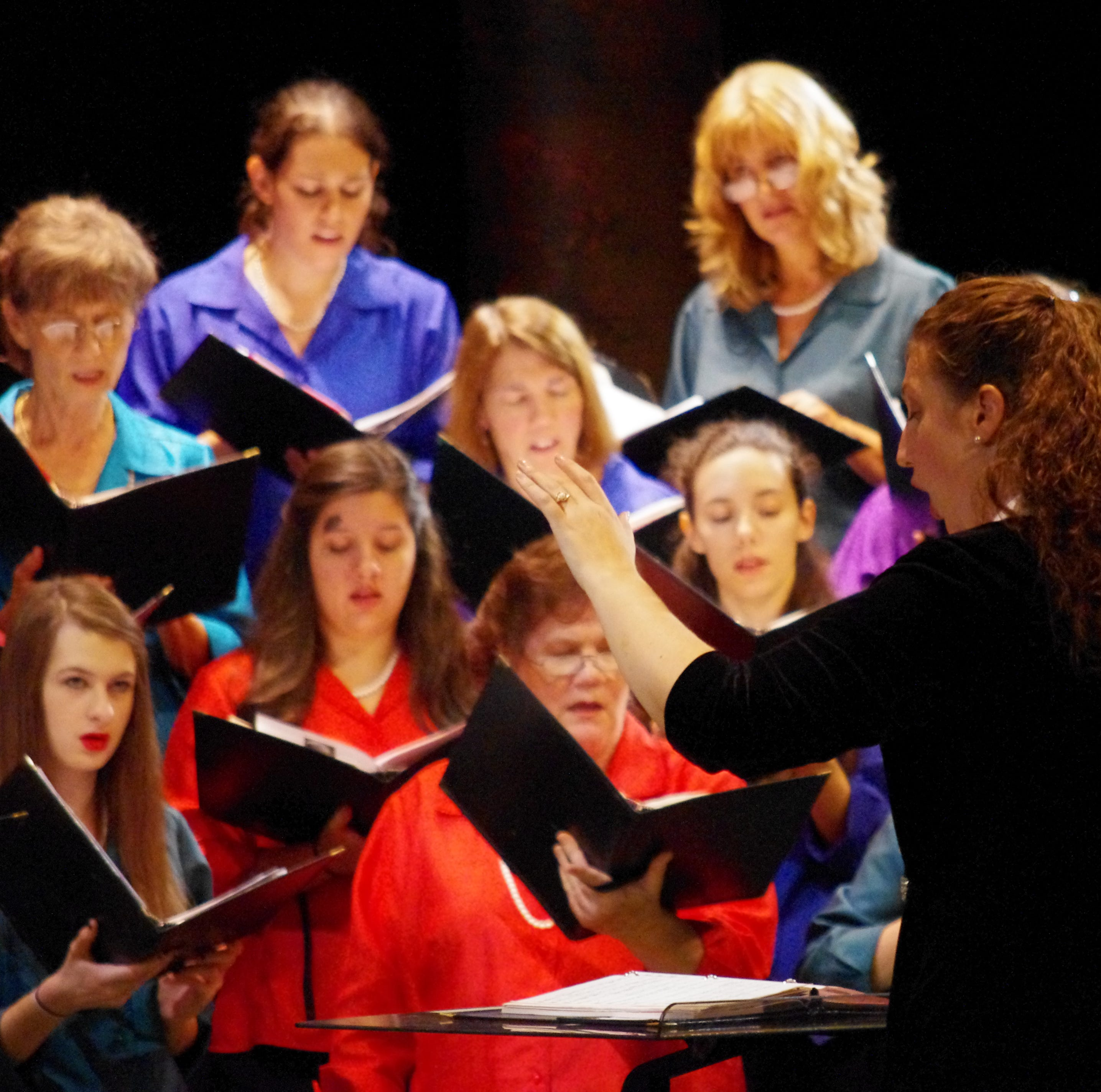Civic Chorale tunes up for fall concert season