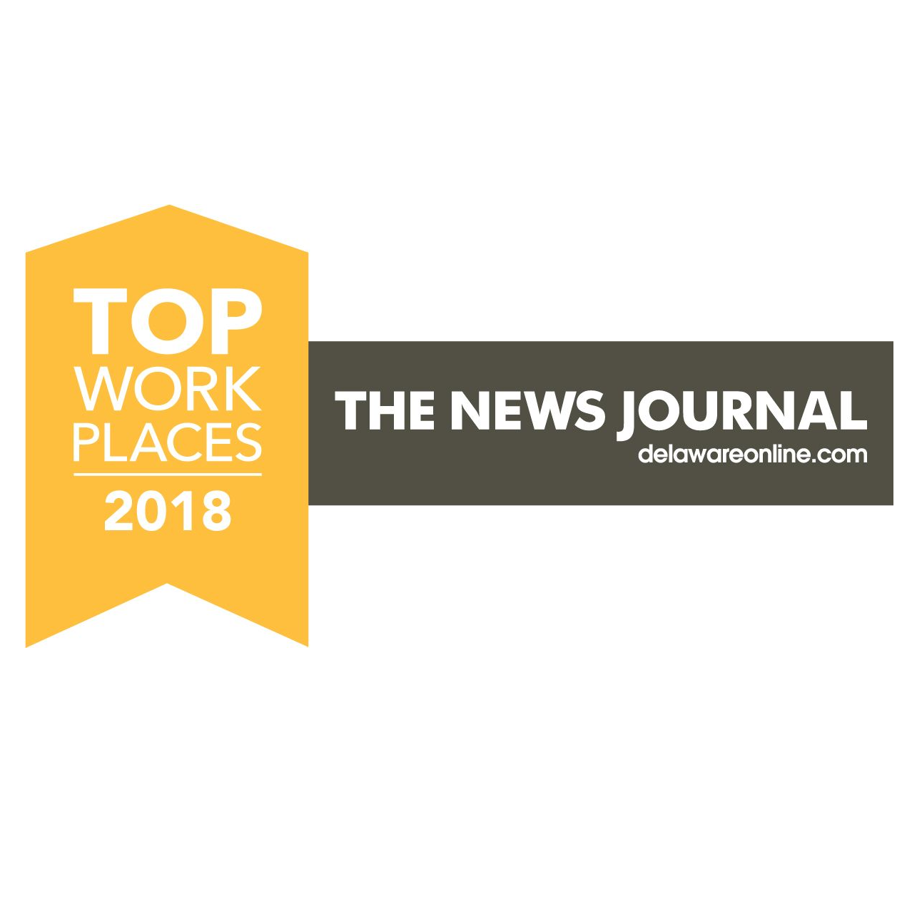 Delaware's Top Workplaces of 2018