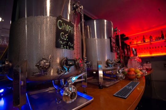 Beach Nomad Brews is the first downtown brewery to join Dogfish in Rehoboth Beach.