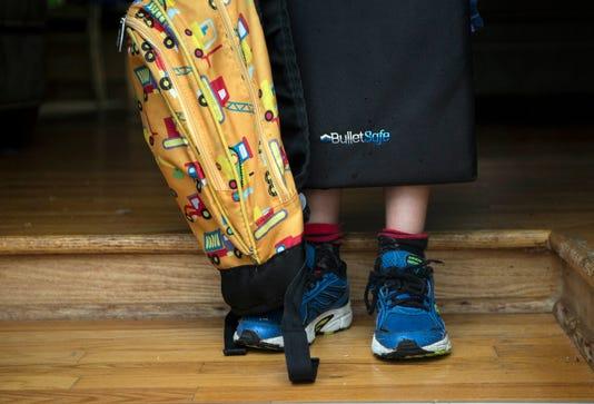 Usp News Bulletproof Backpack A Usa Mi