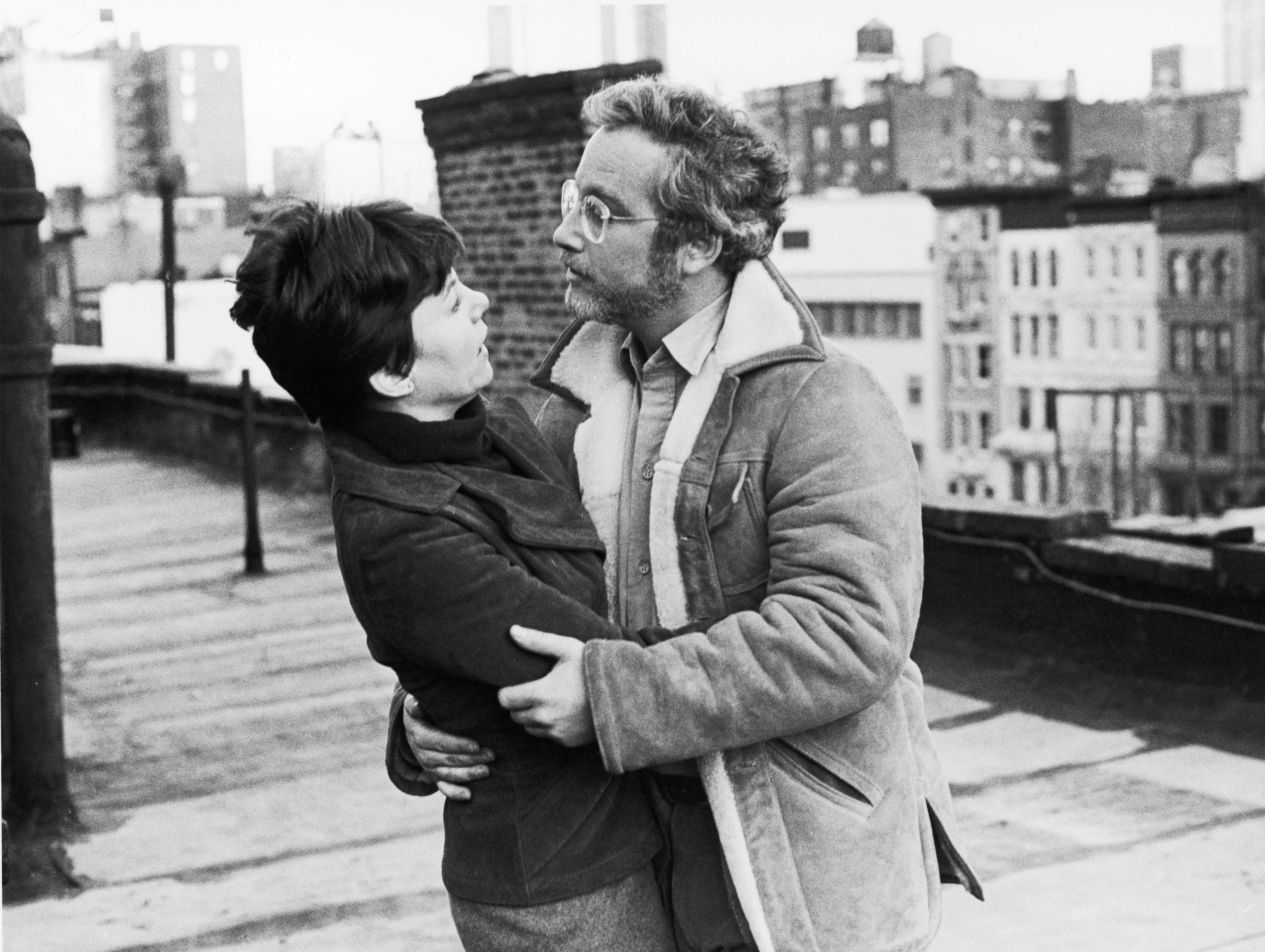 Marsha Mason and Richard Dreyfuss in the 1977 film The Goodbye Girl. --- DATE TAKEN: 1977     Warner Bros.        HO      - handout ORG XMIT: ZX12601