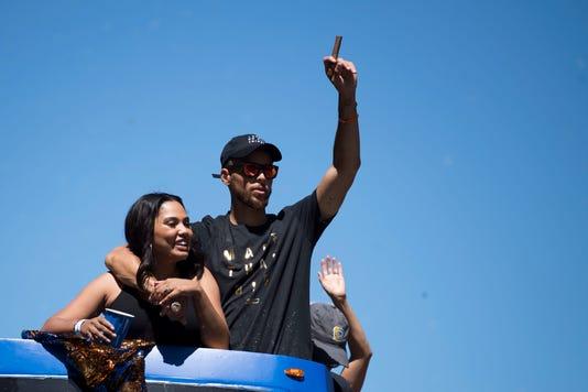 Nba Golden State Warriors Championship Celebration