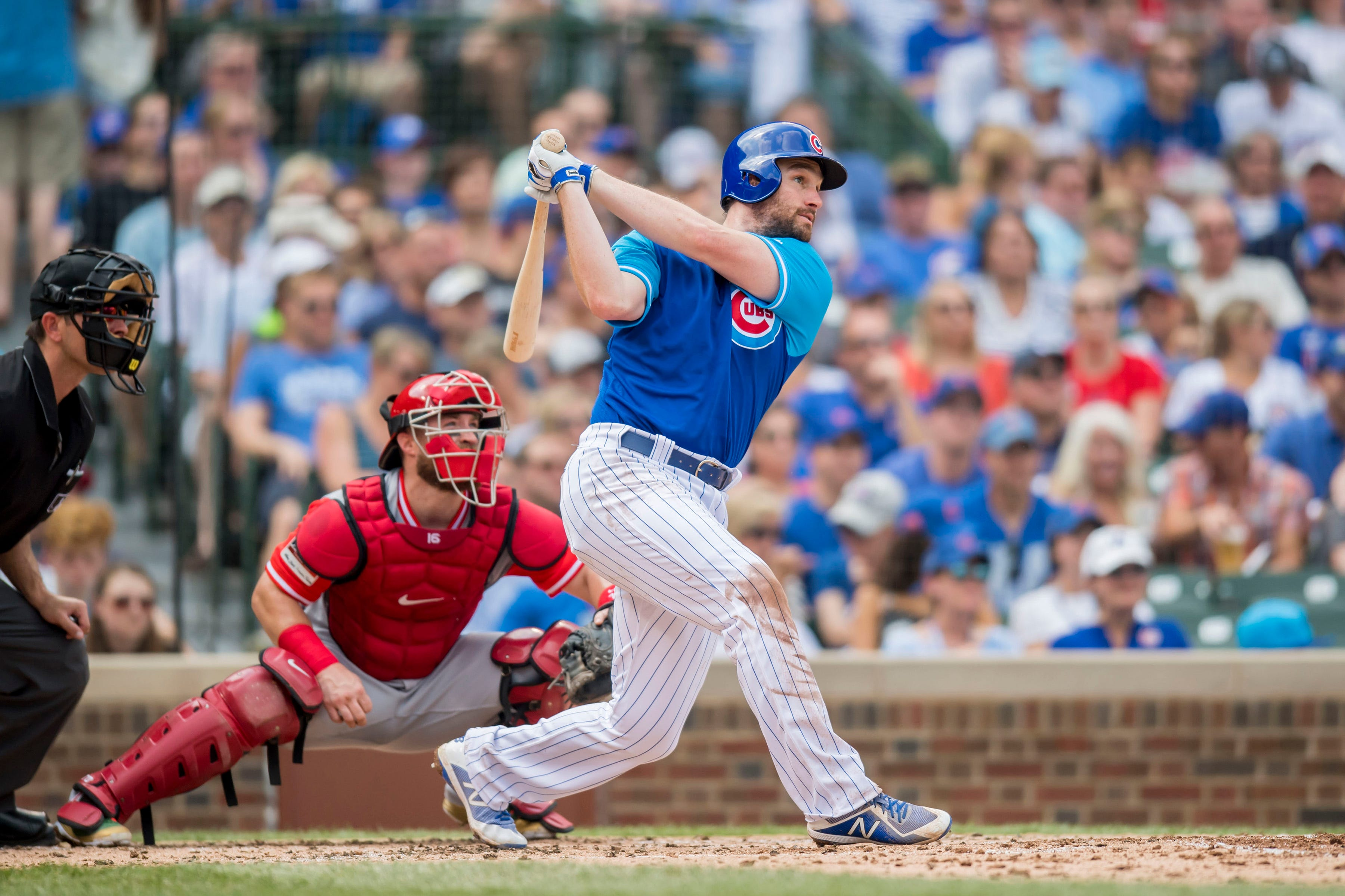Cubs co-owner: Daniel Murphy's anti-gay comments were considered in trade deliberations