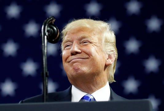 Ap Trump A File Usa Wv