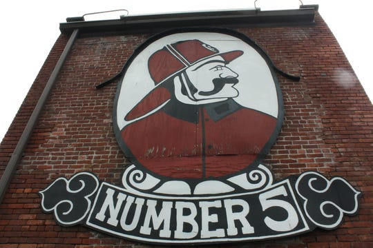 The Number 5 Restaurant in Binghamton is in the building that housed Engine Company Number 5.