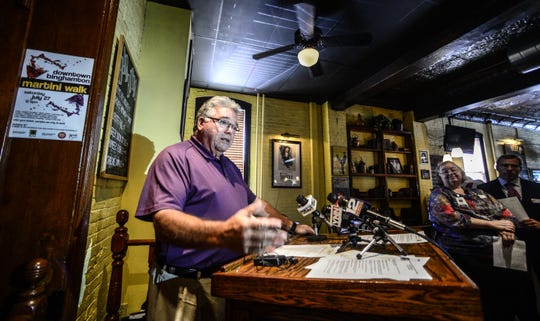 Jim McCoy, owner of Number 5 Restaurant, talks about the increase of business and the higher quality of his restaurant since the passing of New York's Clean Indoor Air Act in 2013.