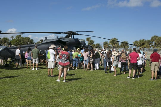 The Muster will take place Nov. 2, 3, and 4 at the Navy SEAL Museum. The outdoor venue is free of charge and open to the public.