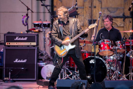 """The Greg Kihn Band in 2017 released """"Rekihndled,"""" its first album in 21 years."""
