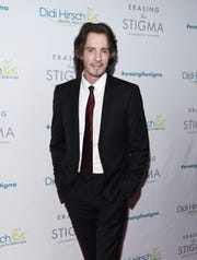 BEVERLY HILLS, CA - APRIL 26:  Musician and actor Rick Springfield arrives at the Didi Hirsch Mental Health Services' 2018 Erasing The Stigma Leadership Awards at The Beverly Hilton Hotel on April 26, 2018 in Beverly Hills, California.  (Photo by Amanda Edwards/Getty Images)