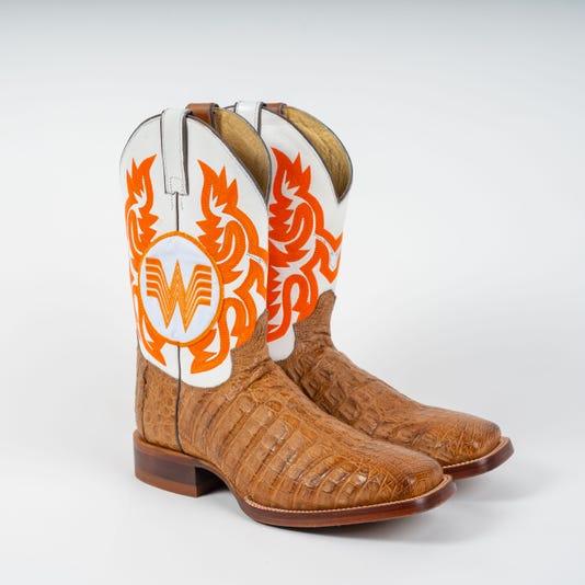 Whataburger Boots1