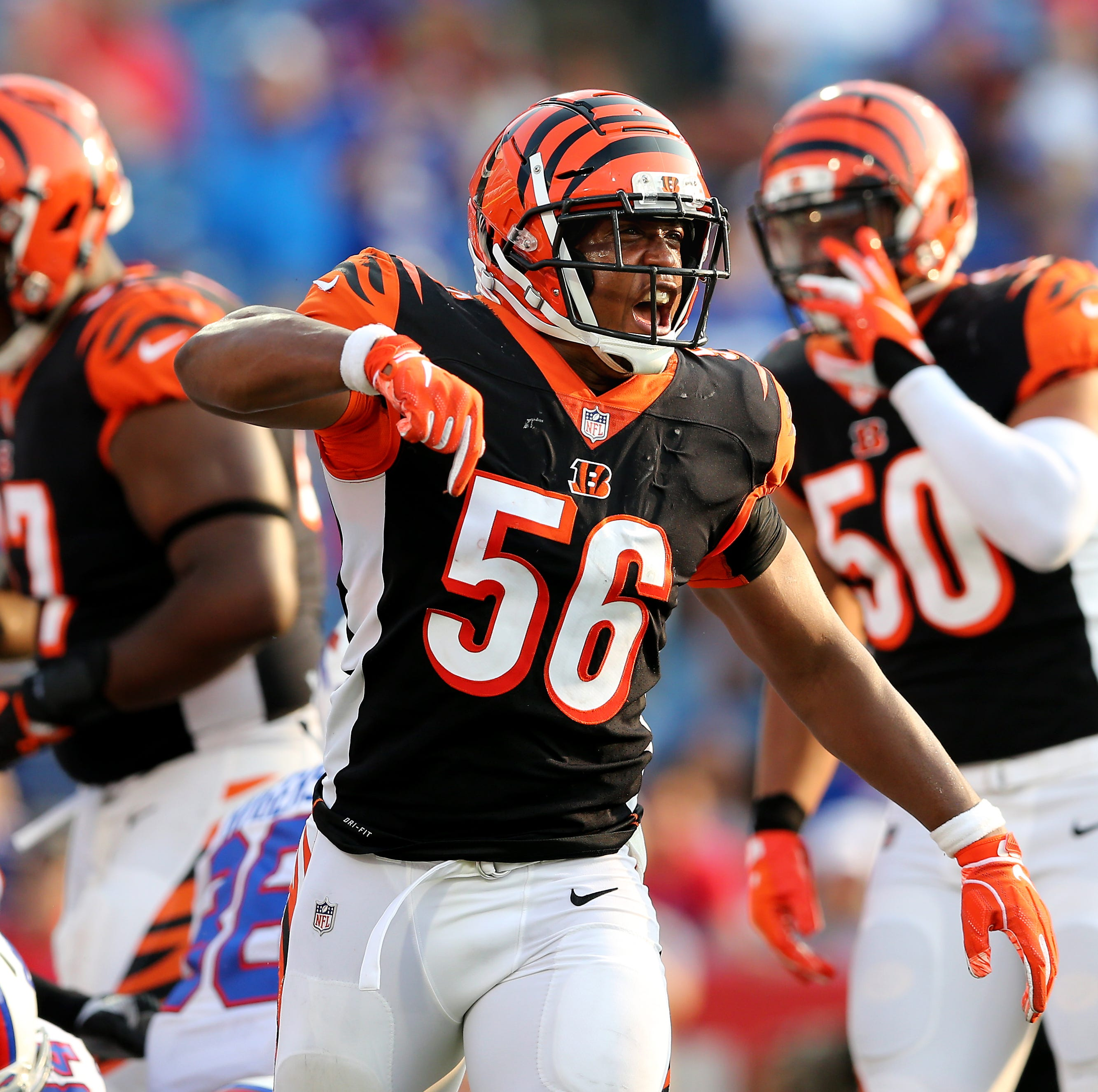 Cincinnati Bengals live: Chargers up 14-3 in second quarter