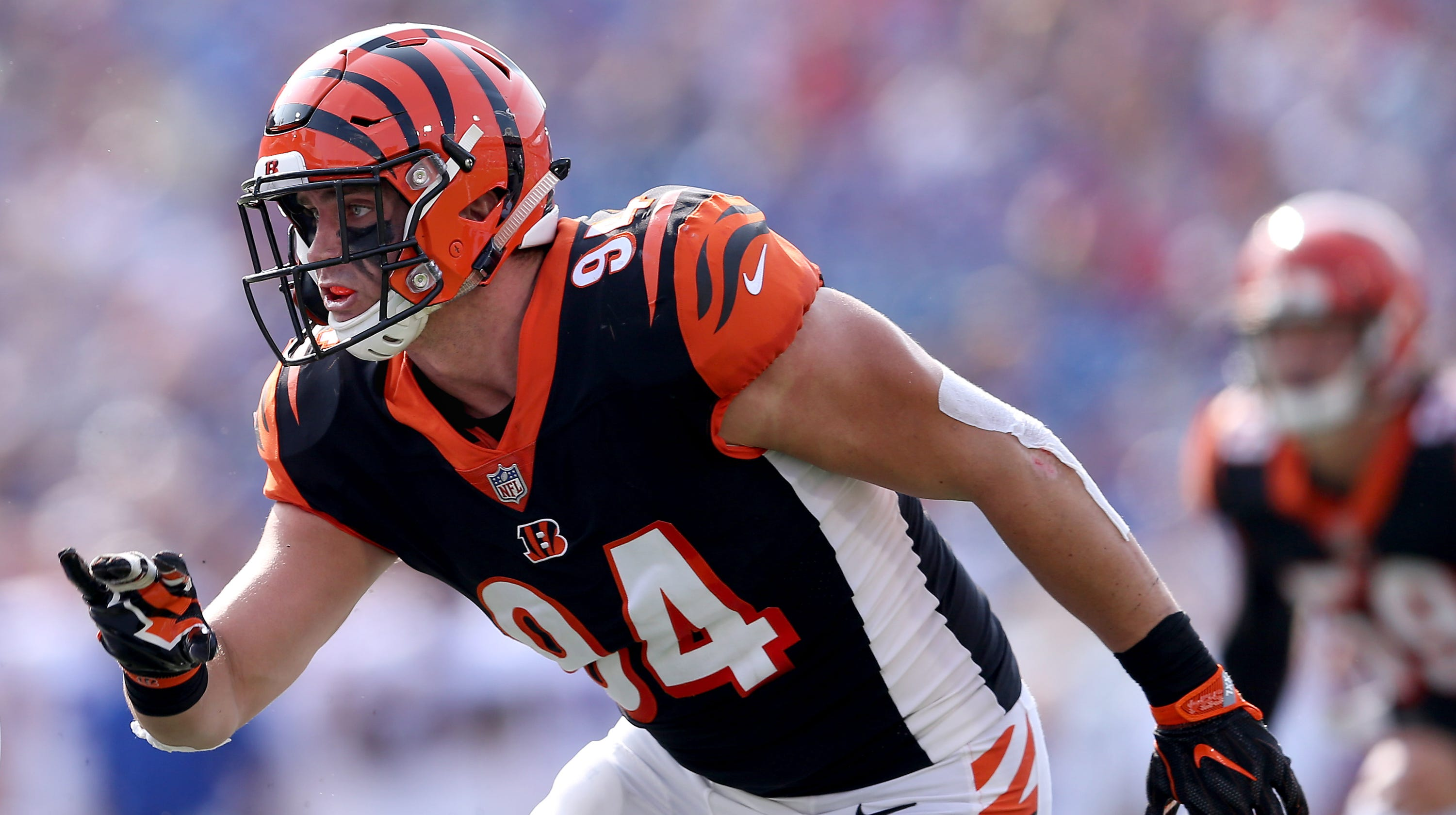 9586ab02 TML: Bengals offense shines, but it's still August