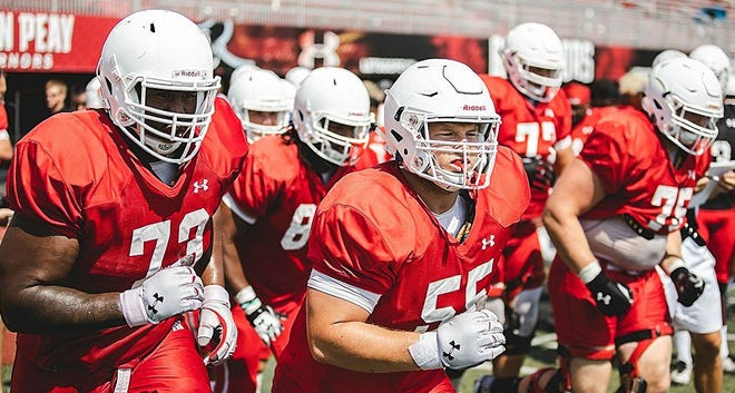 Austin Peay heads into Saturday's season-opener at Georgia ranked No. 22 in the FCS Top 25.