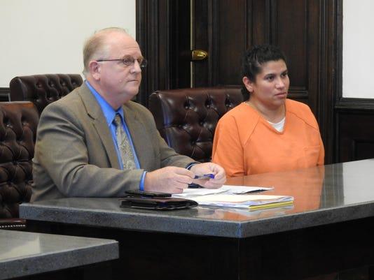 Lizbeth Saucedo sentenced