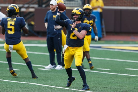 Image result for shea patterson michigan