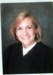 Roseville Judge Catherine Steenland is shown in 2002 file photo.