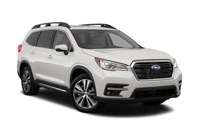 Subaru expects the 2019 Ascent family-carrying SUV to be a big seller in the U.S.