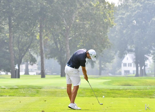 Despite the governor's order, some private clubs are allowing members to play golf.