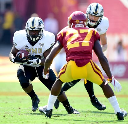 Western Michigan V Usc