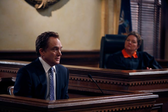 """Bradley Whitford as Frank Maddox in a 2014 episode of """"Law & Order: Special Victims Unit."""""""