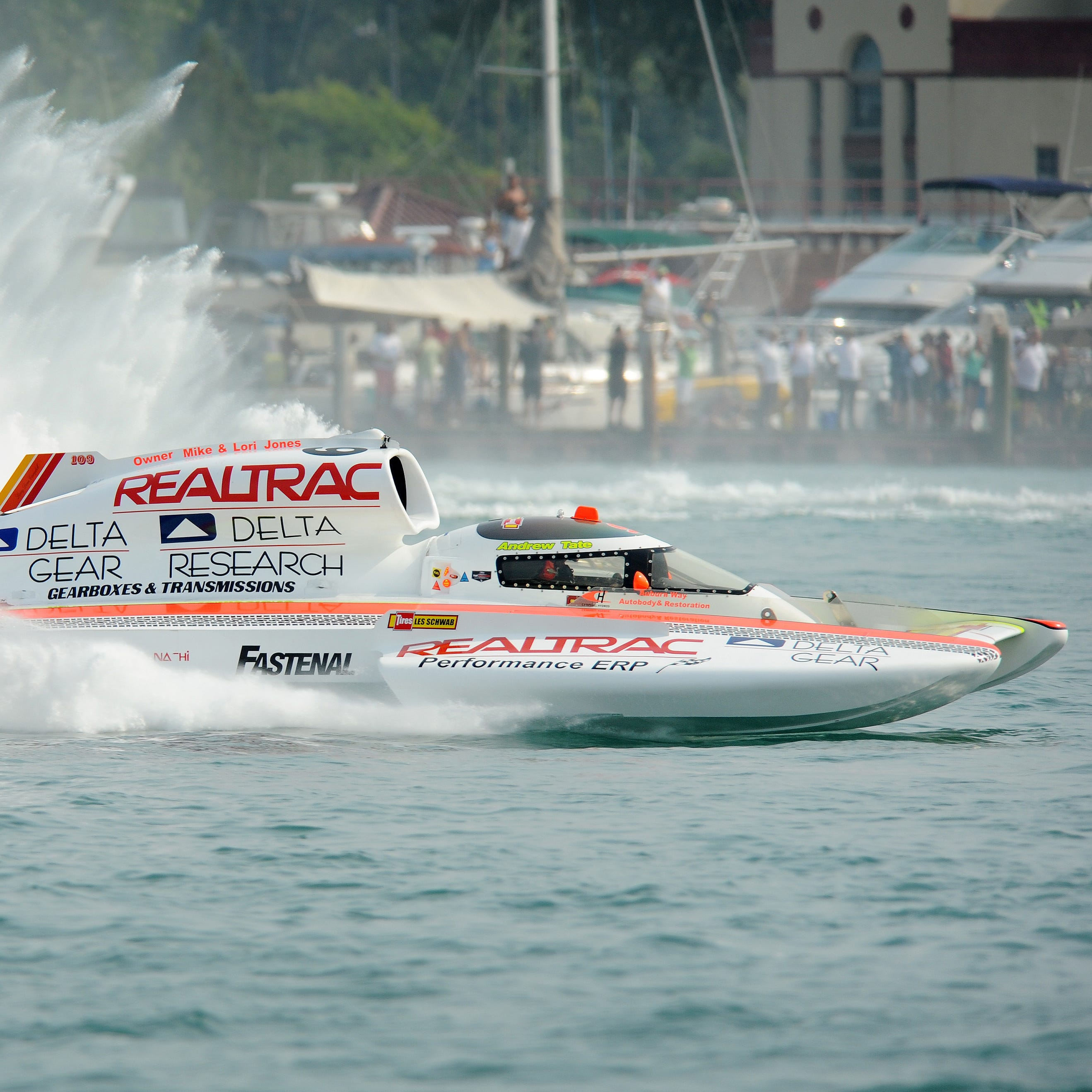 Detroit River loses Gold Cup for 2019; there will still be a race weekend