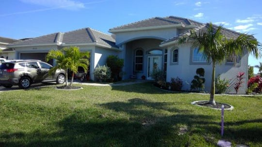 This home at 4909 Seville Court, Cape Coral, recently sold for $725,000.