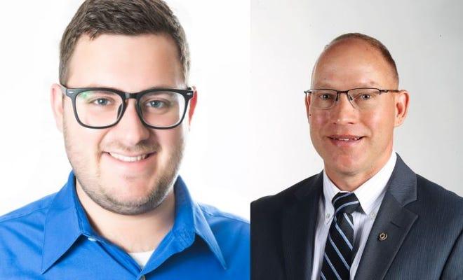 David Bogner and Spencer Roach