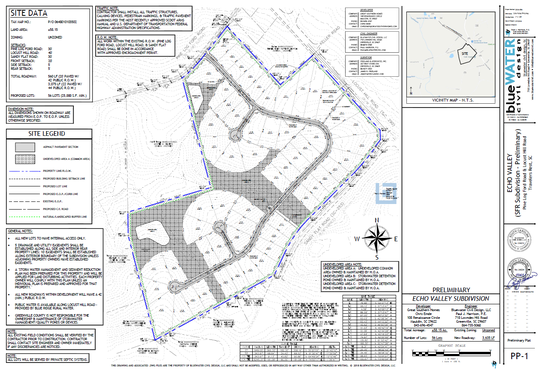 """Engineer Paul Harrison says this plan for a subdivision in the Blue Ridge community answers market demand for smaller lots in rural areas where homes have had an acre or more of land. The Greenville County Planning Commission rejected this plan on Wednesday, Aug. 22, 2018, because it did not """"fit the character"""" of surrounding areas."""