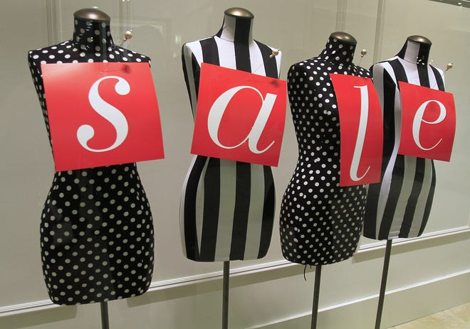 Labor Day sales offer bargains on appliances, furniture clothing and more.