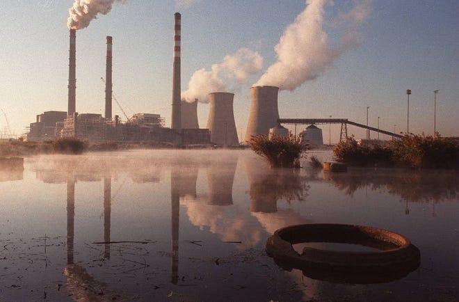 TVA's Paradise Fossil Plant is near Drakesboro, Ky.