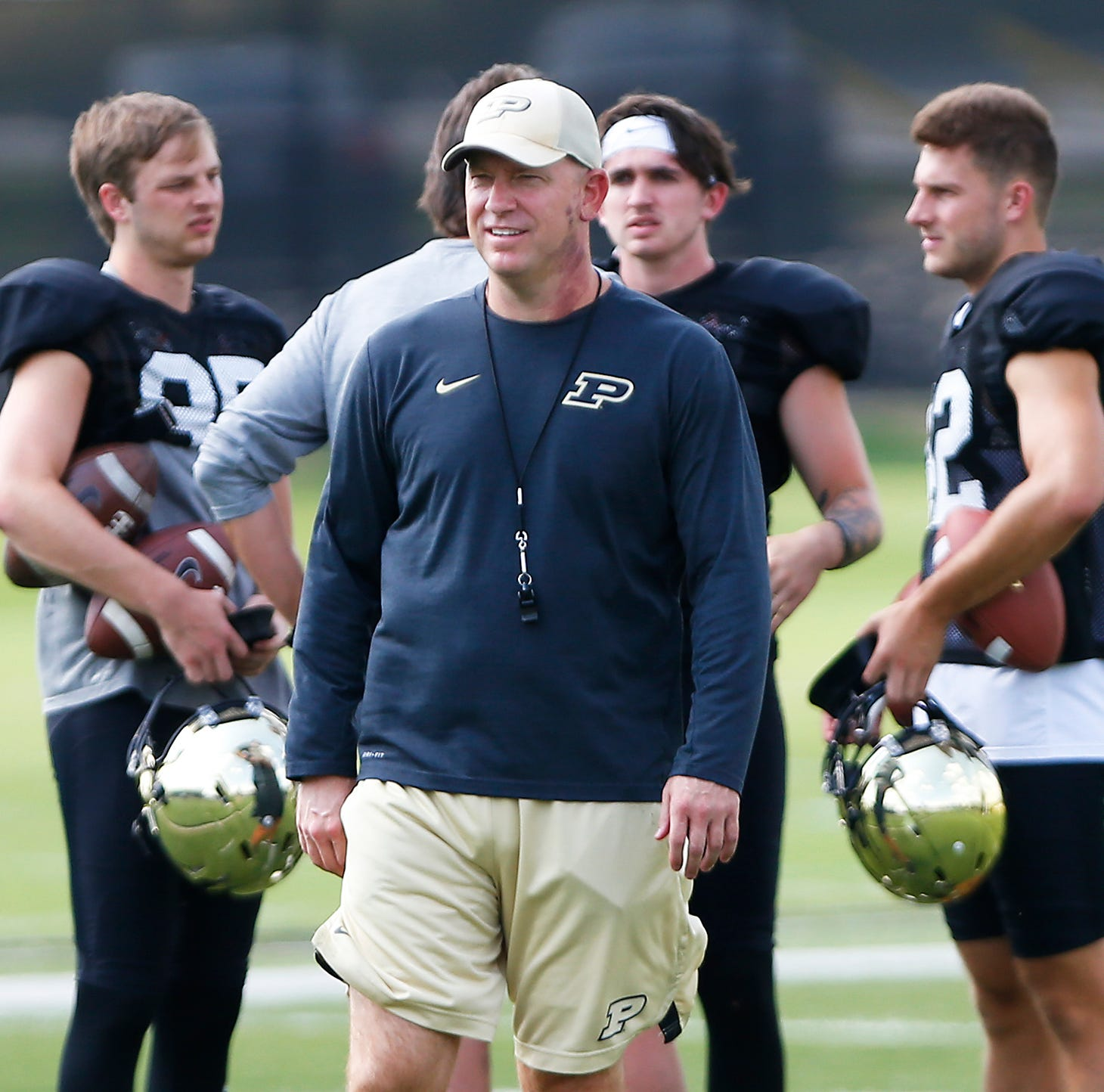 'Great opportunity' awaits Purdue football against No. 2 Ohio State