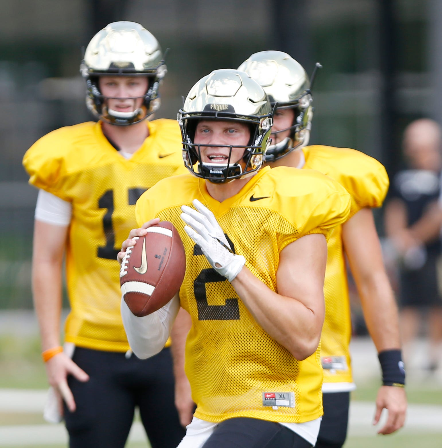 Purdue football season opener at Nevada moved to Aug. 30