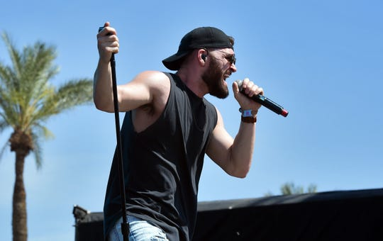 Singer Dylan Scott will perform Saturday at Bayou Stock.