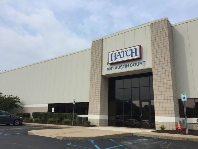 Automotive supplier Hatch Stamping Company is gearing up to invest millions to double the size of its currently 50,000-square foot robotics welding plant in Howell Township, seen on Monday, Aug. 27, 2018.