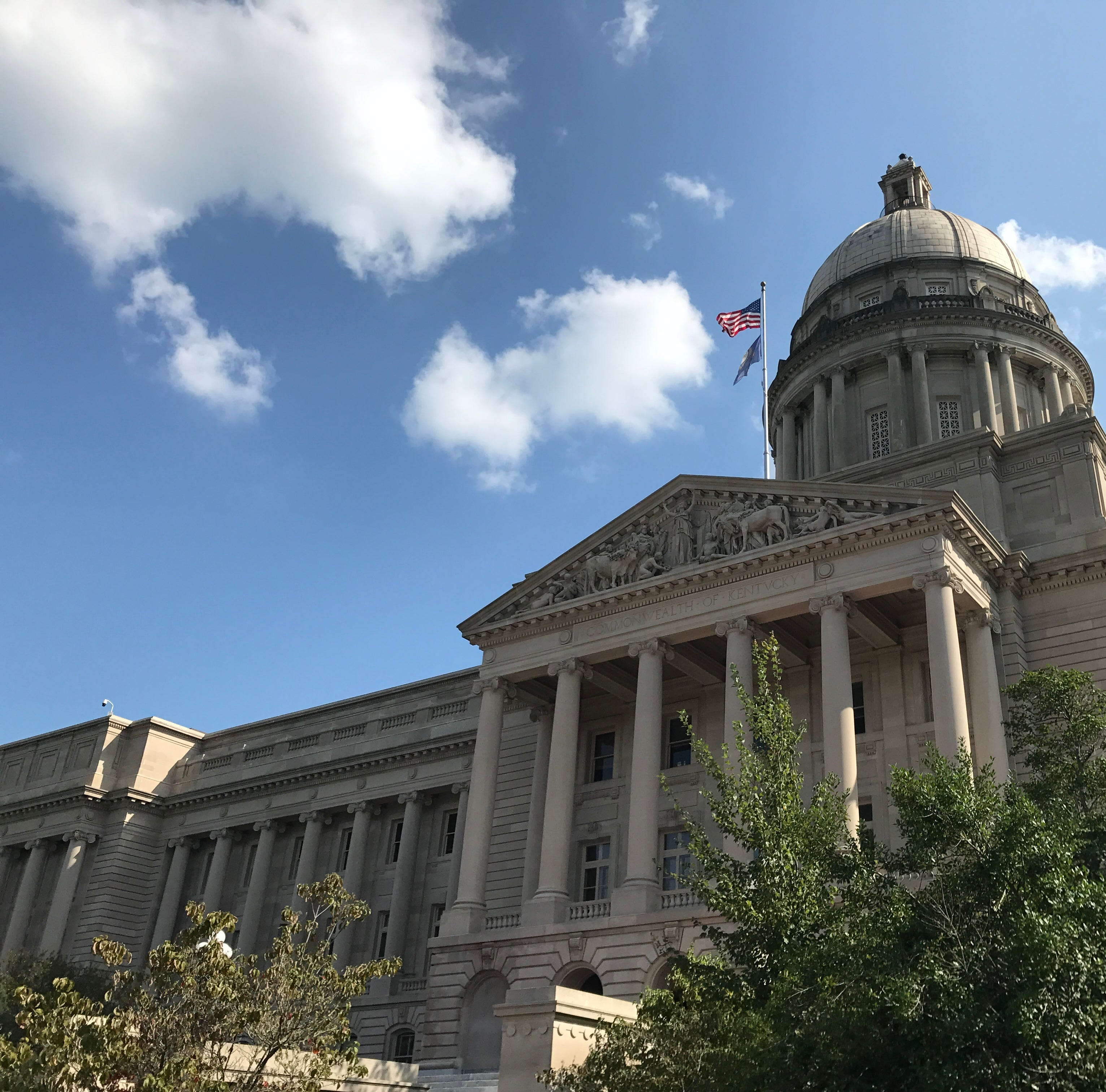 Kentucky special session restarts Tuesday; 2 pension bills introduced