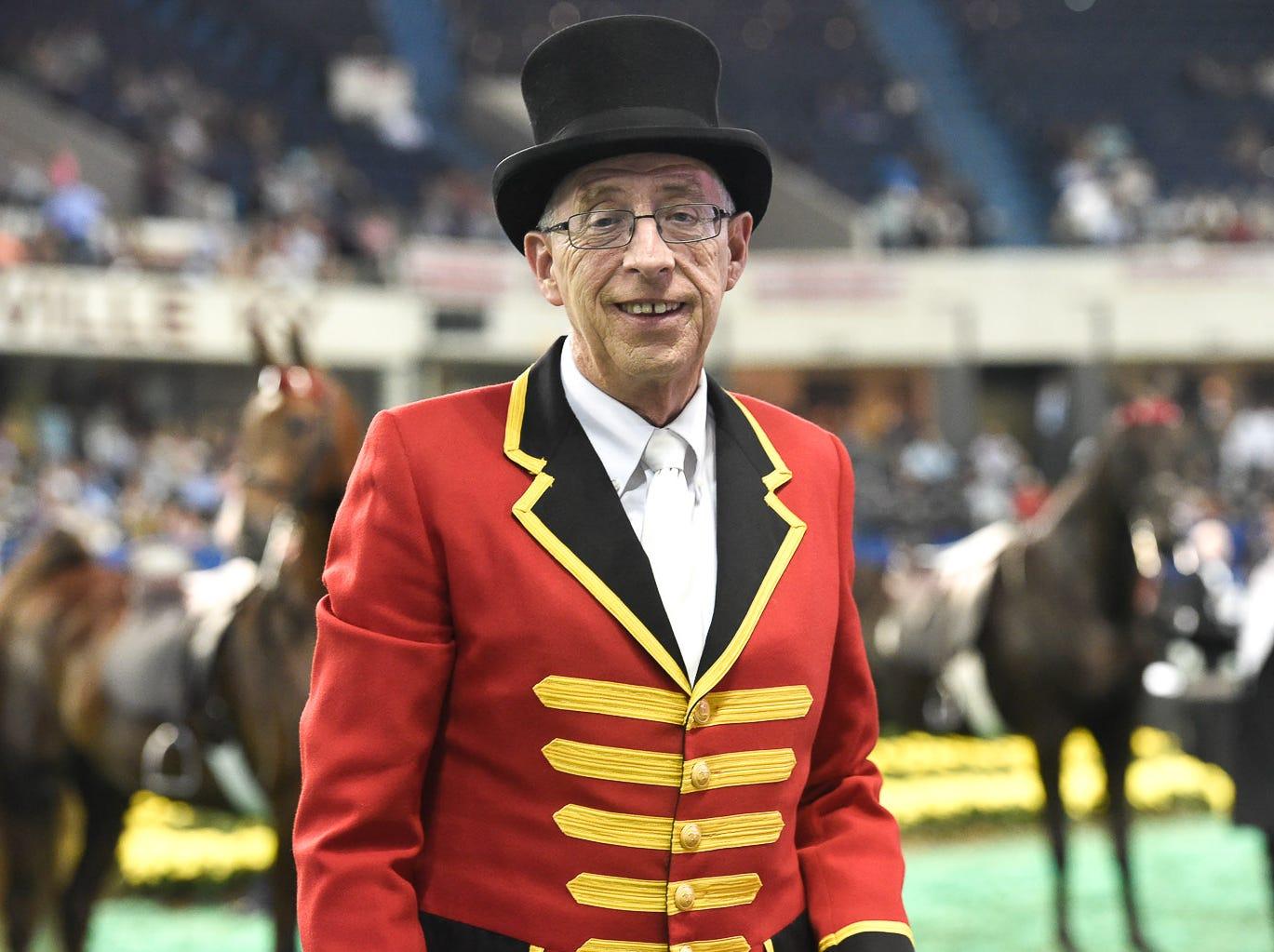 Ringmaster John Fry