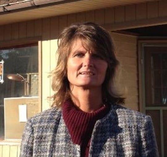 Potterville City Manager Wanda Darrow