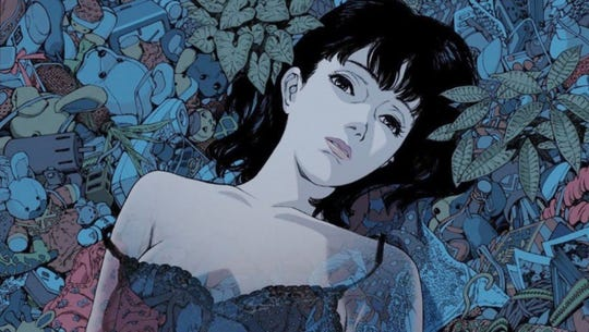"""The anime shocker """"Perfect Blue"""" returns to the Paradiso on Thursday night in what is touted as a 20th-anniversary screening."""