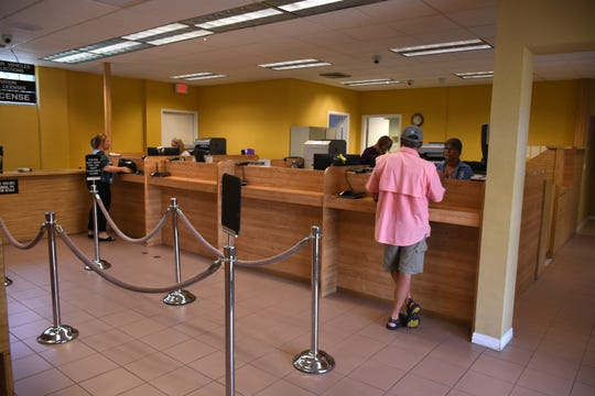 The layout will be modified to increase comfort and convenience for the public. The Marco Island office of the Collier County Tax Collector is closing for renovations, with services provided at the library until their scheduled reopening in October.