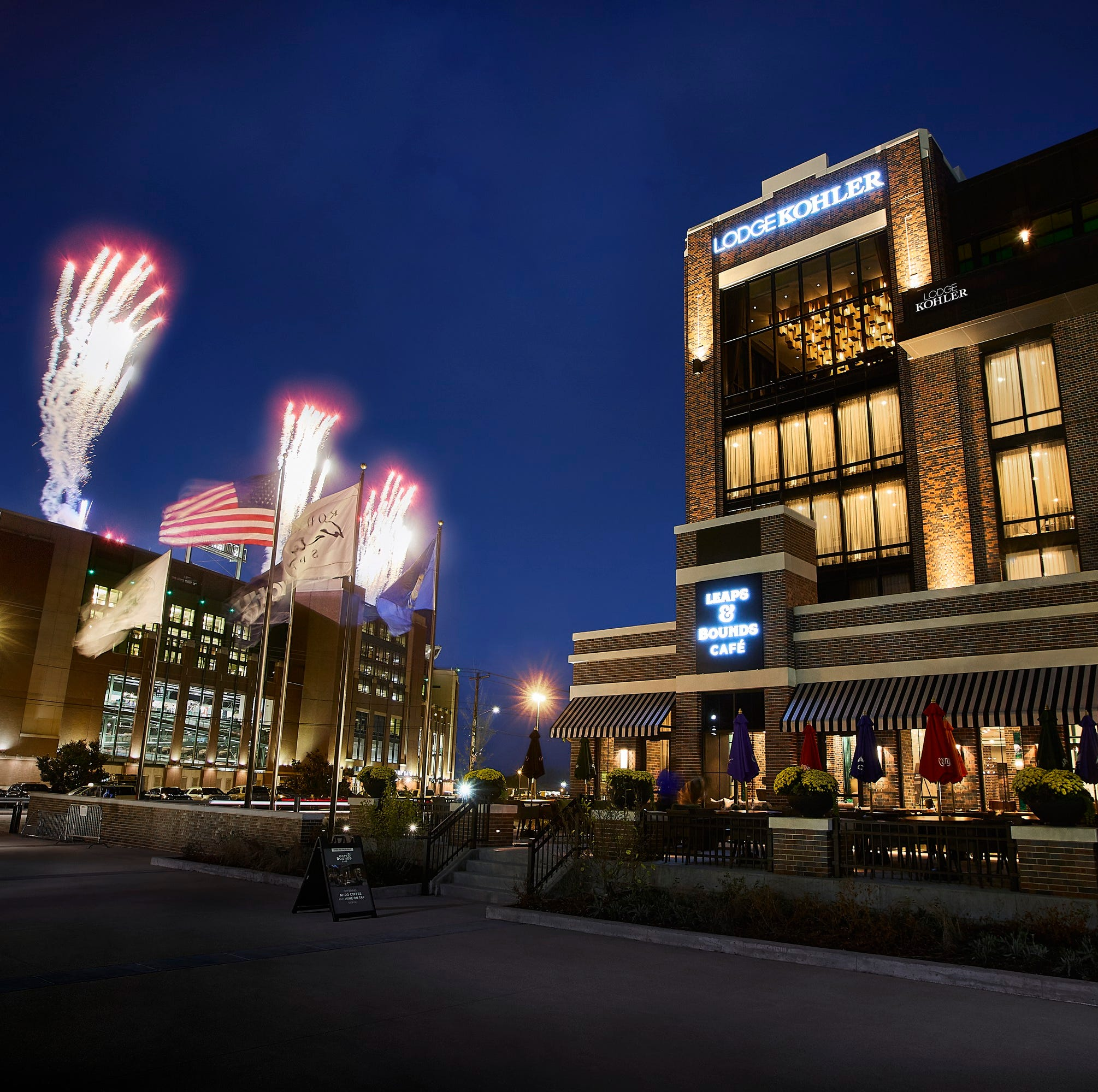 Lodge Kohler is a winning addition to Green Bay's Titletown District