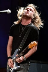 The Kenny Wayne Shepherd Band performs at 8 p.m. Saturday, Sept. 15 at the Visalia Fox Theatre.
