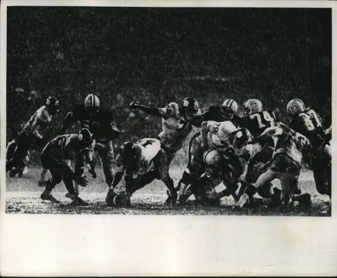 1968 Green Bay Packers