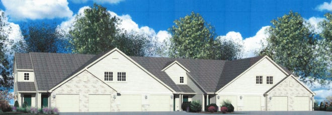 A 40-unit apartment development is being proposed for Grafton.