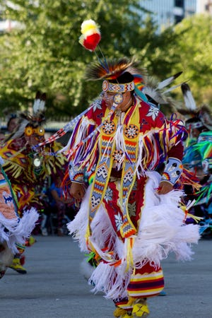 Milwaukee's Indian Summer festival celebrates traditional and contemporary native cultures Sept. 7-9 at Maier Festival Park.