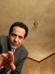 "Green Bay native Tony Shalhoub played eccentric detective and germophobe Adrian Monk on long-running TV series ""Monk."" He returned as the character for a quarantine episode of ""The At-Home Variety Show."""