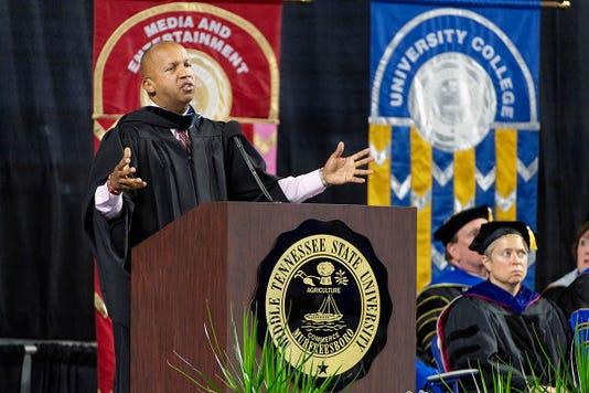 Speaker Bryan Stevenson
